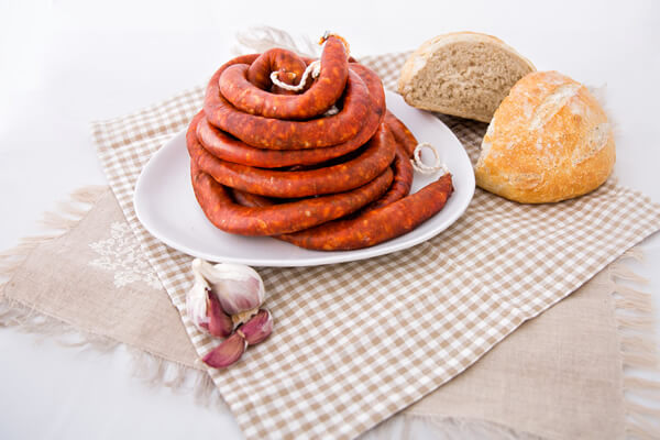 Maneras típicas de preparar un plato de Chistorra de Navarra